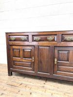 18th Century Welsh Oak Dresser Base (5 of 10)