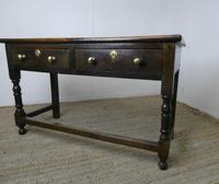 English 18th Century Oak Dresser (12 of 12)
