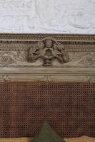 Magnificent French Caned Kings Size Marriage Bed (11 of 13)