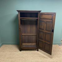 Quality Oak Antique Hall Wardrobe by Wylie & Lochhead (2 of 7)