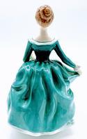 Royal Doulton Porcelain Figurine- Janine (3 of 5)