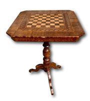 19th Century Italian Sorrento Table