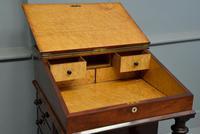 William IV Flame Mahogany Davenport Desk (7 of 18)