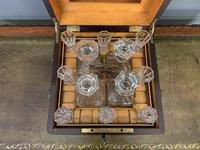 Victorian Rosewood Decanter Box (11 of 14)