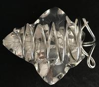 Art Nouveau Silver Plated  Spiral Toast Rack (8 of 8)