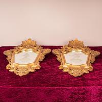 Pair of Venetian Mirrors (3 of 6)