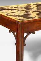 Late 18th Century Custom Built Mahogany Low Table (2 of 5)