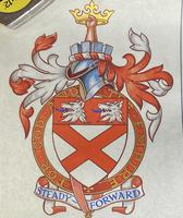 Queen Elizabeth II Grant for a Name & Coat of Arms (3 of 19)