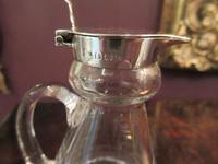 George V Antique Silver Whisky Noggin (2 of 6)