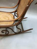bentwood rocking chair (2 of 8)