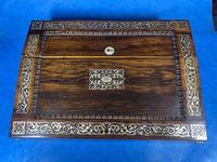 William IV Rosewood Lap Desk (4 of 18)