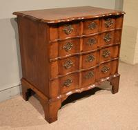 18th Century Dutch Chestnut Commode Chest of Drawers (7 of 7)