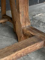 Normandy Oak Farmhouse Table & Bench Set (17 of 19)