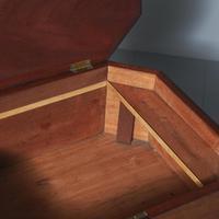 George III Mahogany Work Table / Side Table (5 of 7)