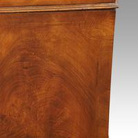 Walnut Pedestal Desk by Waring and Gillow (10 of 18)