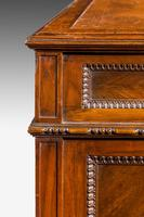 Late 19th Century Walnut Pedestal Desk (5 of 7)