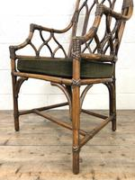Vintage Angraves Bamboo Armchair (8 of 12)