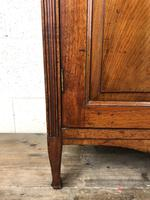 Victorian Mahogany Two Door Cupboard (3 of 13)