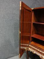 Outstanding Marquetry Cabinet on Stand (8 of 16)