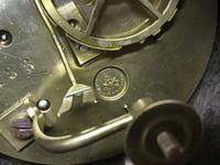 Clock Mantel Ormolu (6 of 9)