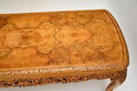 Antique Burr Walnut Coffee  Table (6 of 7)