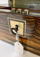 Victorian Coromandel Writing Slope Box (10 of 17)