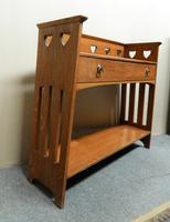 Arts & Crafts Oak Table -  Liberty & Co (7 of 8)