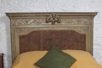 Magnificent French Caned Kings Size Marriage Bed (5 of 13)