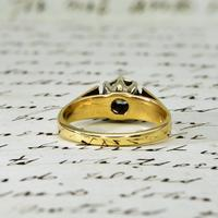 The Vintage 1979 Brilliant Solitaire Diamond Ring (5 of 5)