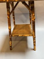 Victorian Bamboo Occasional Table (2 of 7)