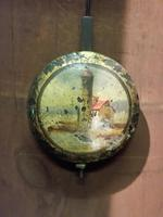 19th Century Mahogany Longcase Clock (3 of 9)
