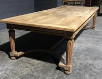 Huge Oak Table from the Bank of France (5 of 21)