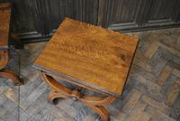 Pair of Oak Hall Benches (3 of 6)