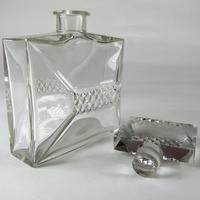 Lage Art Deco Style Baccarat Perfume Bottle (5 of 6)