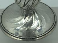 Omar Ramsden silver goblet London 1923 Arts and Crafts Silver (3 of 6)