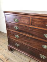 George III Mahogany Chest of Drawers (8 of 18)