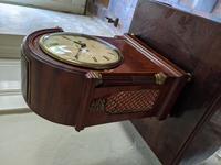 George III Mahogany Fusee Bracket Clock (4 of 6)
