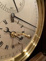 Lenzkirch Precision Floor Standing Regulator Longcase Clock c.1891 (15 of 19)