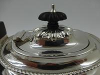 Antique Silver Batchelors Tea Set - Birmingham 1902 (5 of 13)