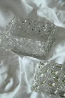 Victorian Hobnail Cut Glass Lidded Pot (2 of 12)