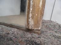 Large Original Victorian Gilt Mirror for Restoration / Regilting / Repainting (8 of 10)