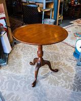 Georgian Style Tip Table c.1930