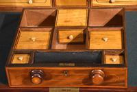 George III Sheraton Period Secretaire Cabinet (8 of 9)
