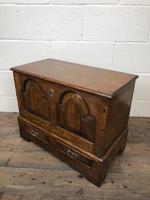 18th Century Style Welsh Oak Coffer (9 of 13)