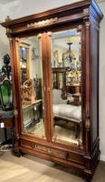 French Armoire in Plum Pudding Mahogany (6 of 10)