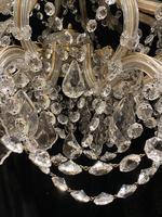10 Light Italian Marie Theresa Antique Chandelier (11 of 14)