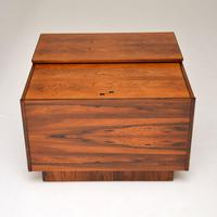 1960's Swedish Rosewood  Drinks Cabinet / Coffee Table (13 of 13)