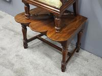 George IV Mahogany Childs Chair on Stand (5 of 7)