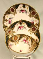 Noritake Porcelain Trio Cup Saucer & Plate. (4 of 9)