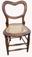 Rare Victorian Organists Chair